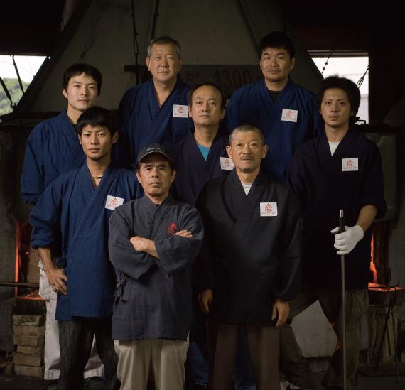沖縄糸満工房・名護工房の職人